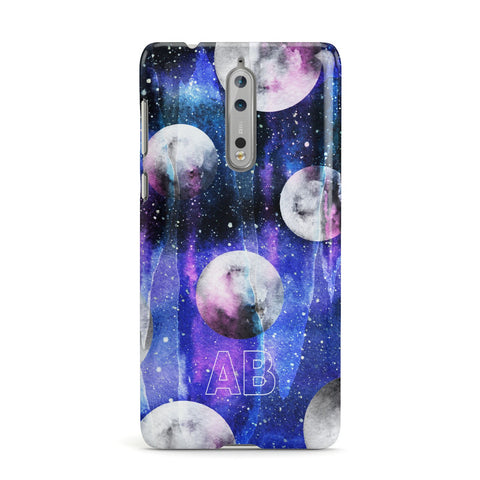 Personalised Cosmic Nokia Case