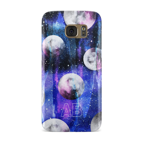 Personalised Cosmic Samsung Galaxy Case