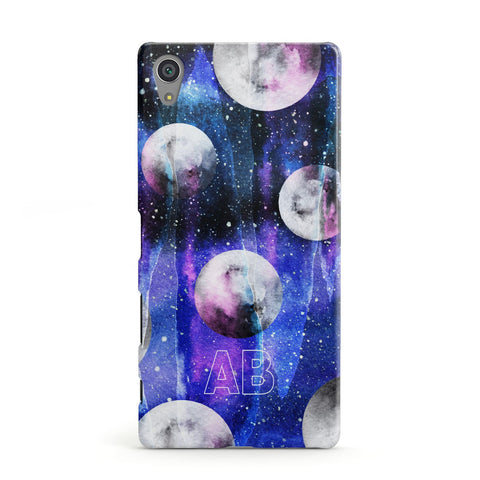 Personalised Cosmic Sony Case