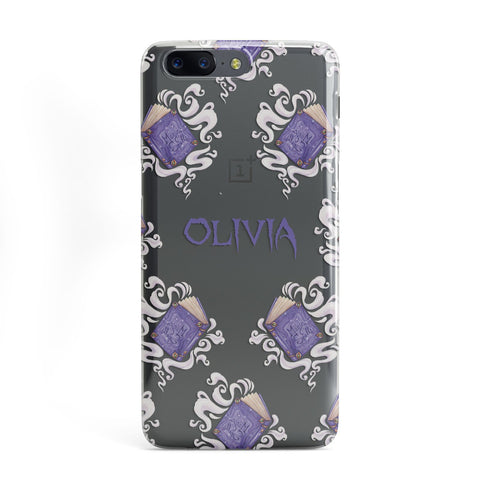 Personalised Halloween Magic Spell OnePlus Case