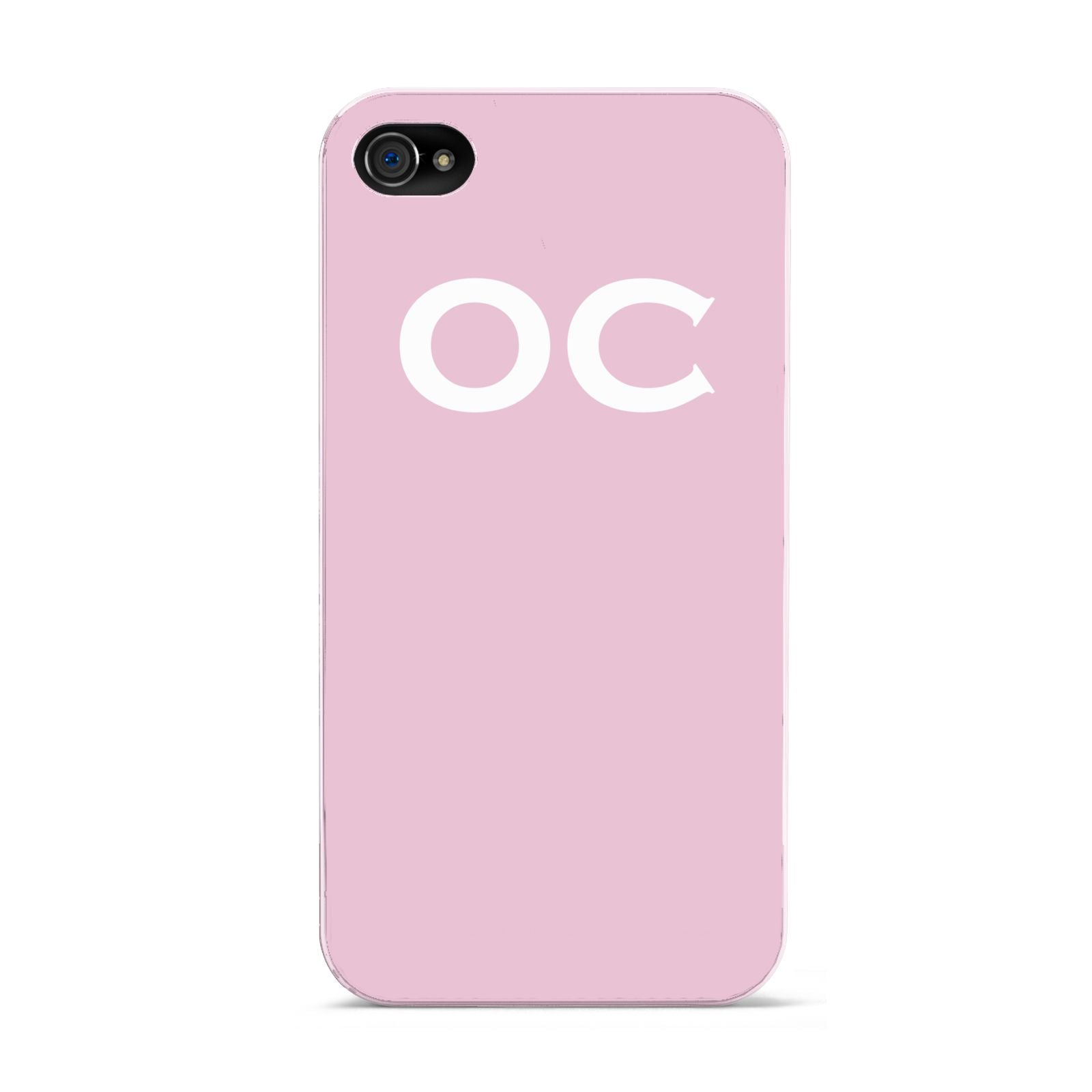 Personalised Initials 2 Apple iPhone 4s Case