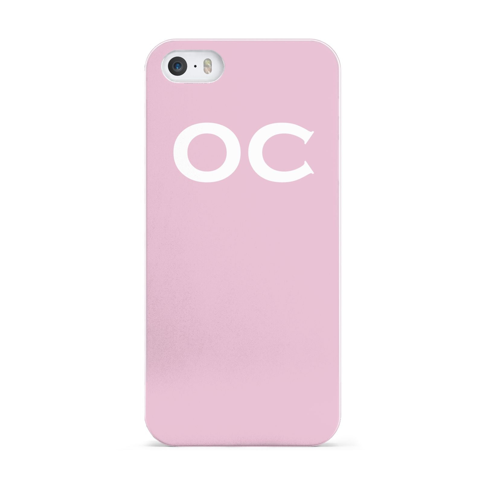 Personalised Initials 2 Apple iPhone 5 Case