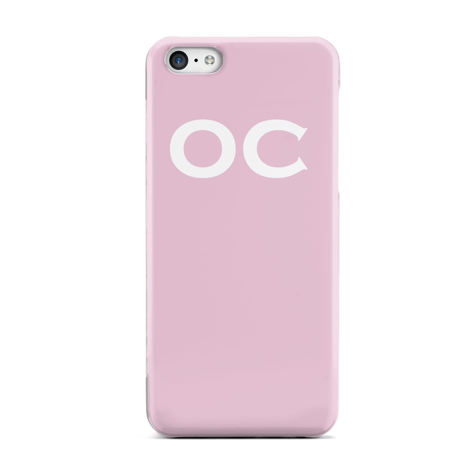 Personalised Initials 2 Apple iPhone 5c Case