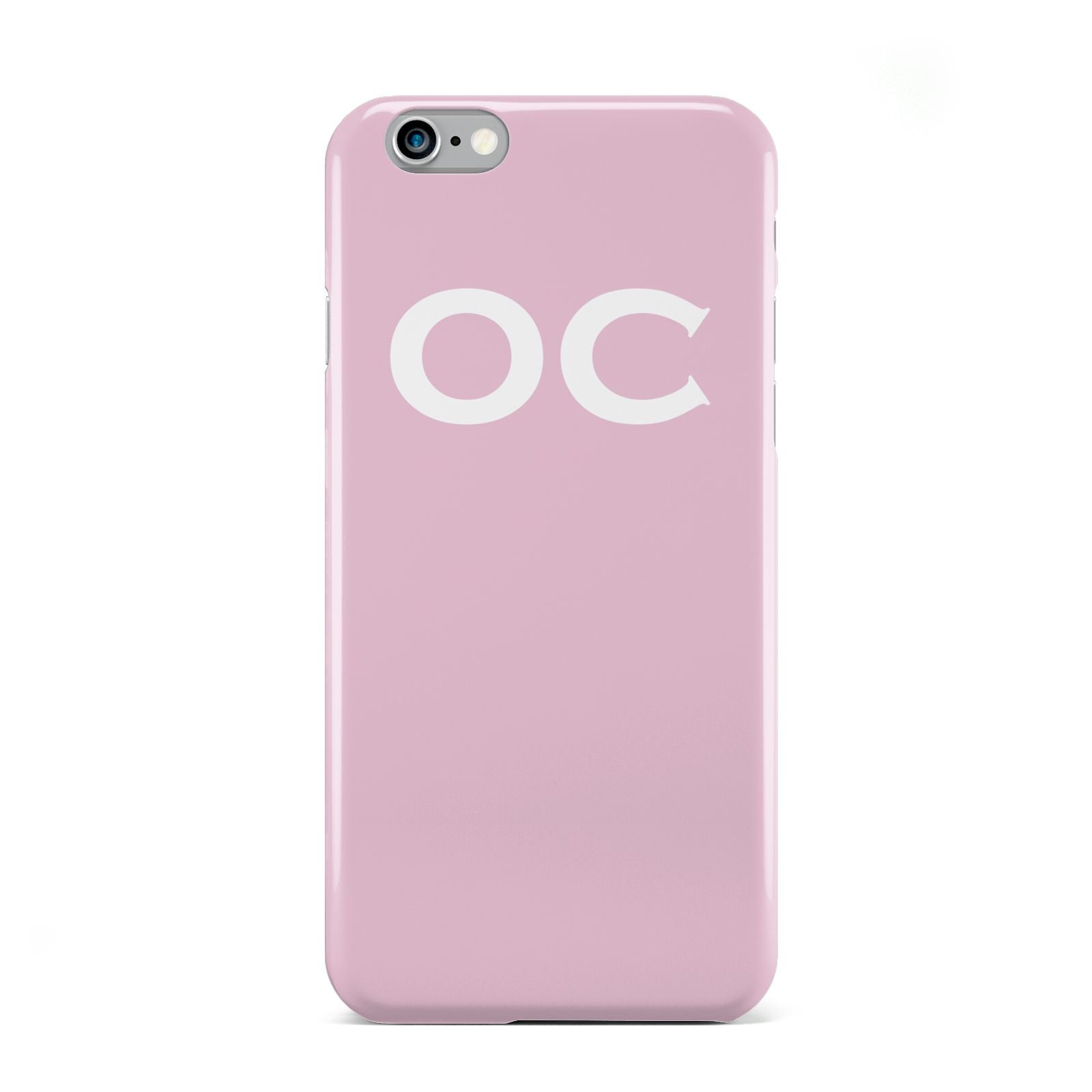 Personalised Initials 2 Apple iPhone 6 Case