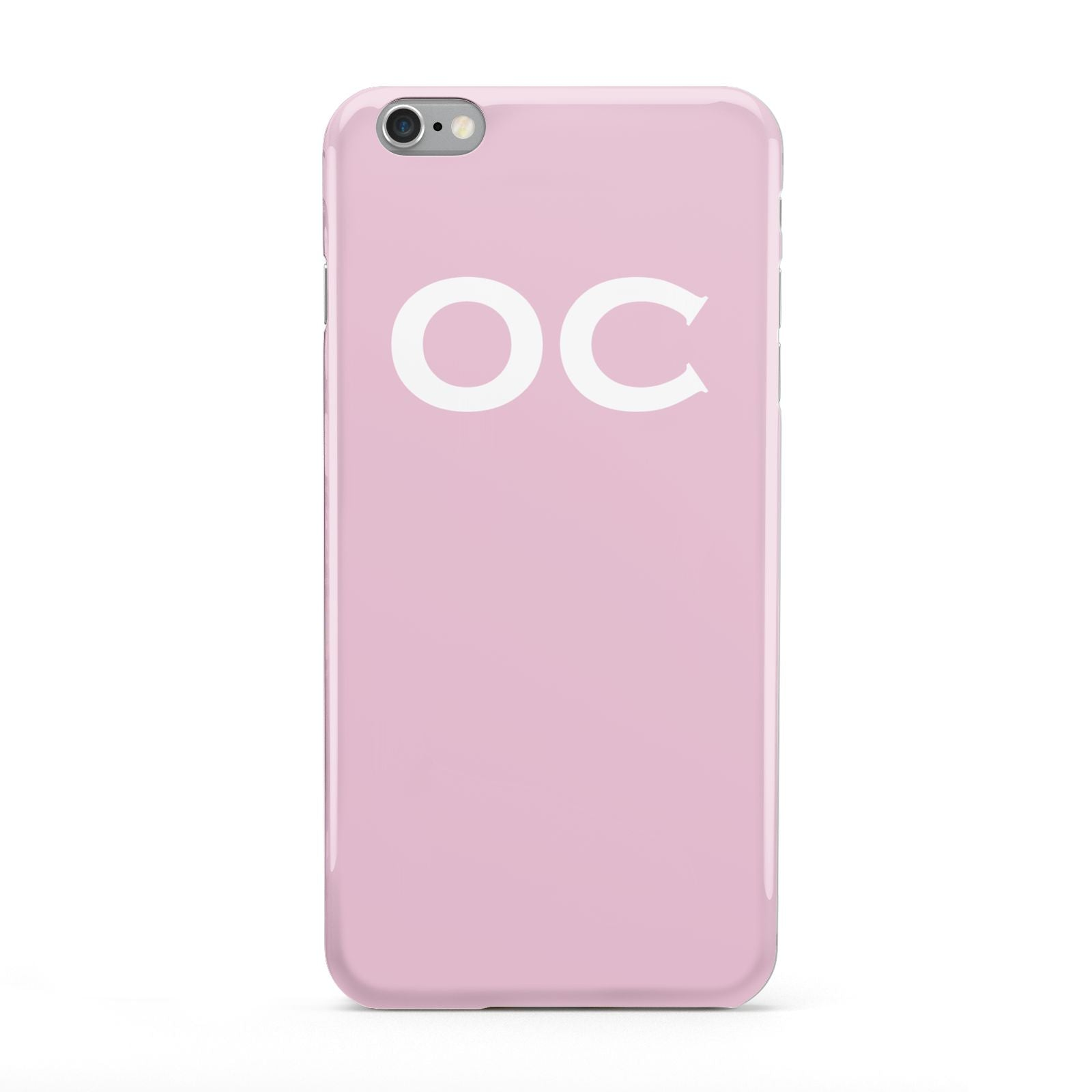 Personalised Initials 2 Apple iPhone 6 Plus Case