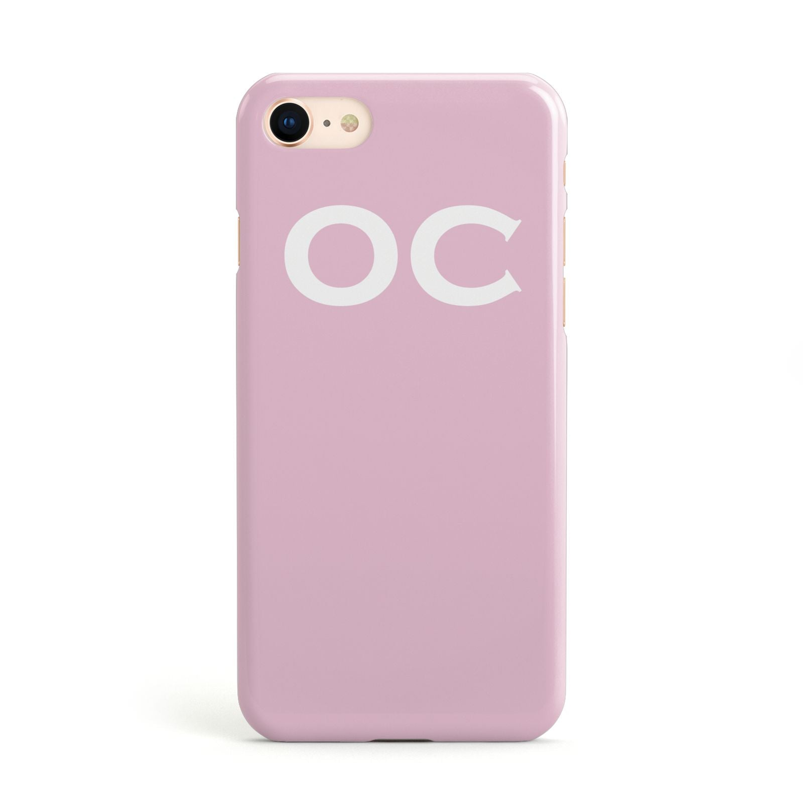 Personalised Initials 2 Apple iPhone Case