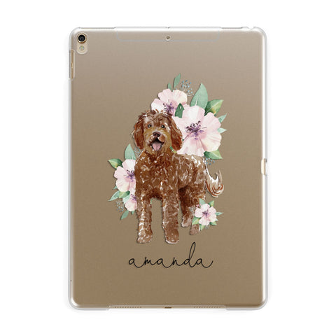 Personalised Labradoodle iPad Case