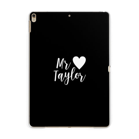 Personalised Mr iPad Case
