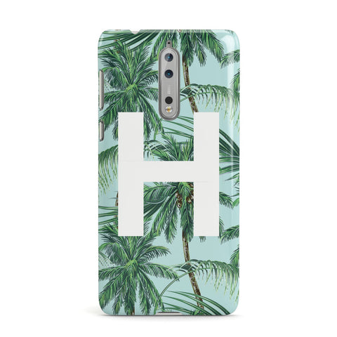 Personalised Palm Tree Tropical Nokia Case