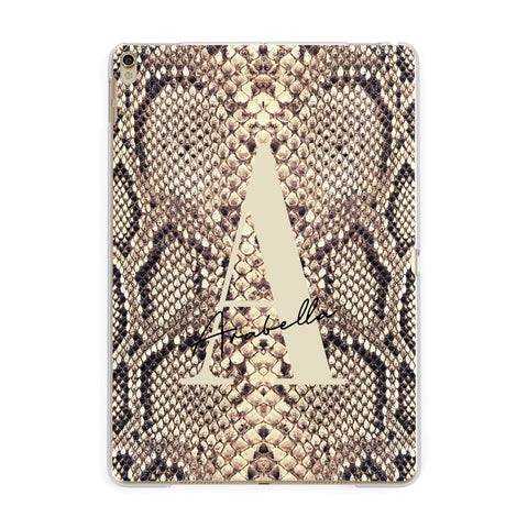 Personalised Snake Skin Effect iPad Case