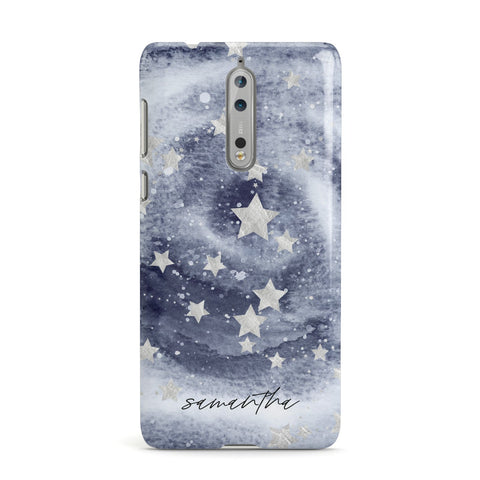 Personalised Space Nokia Case
