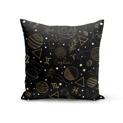 Personalised Stargazer Cushion