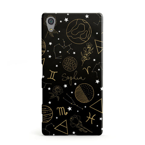 Personalised Stargazer Sony Case