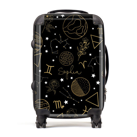 Personalised Stargazer Suitcase