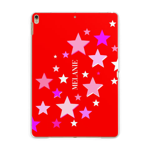 Personalised Stars iPad Case