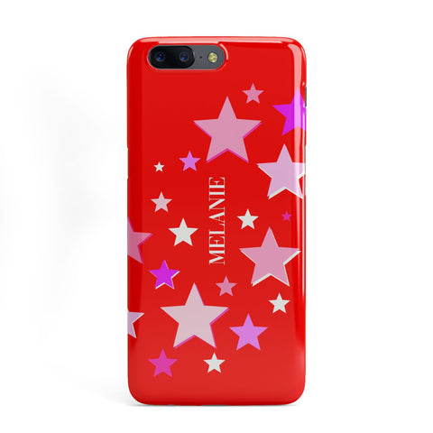Personalised Stars OnePlus Case