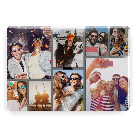 Photo Collage Macbook Case
