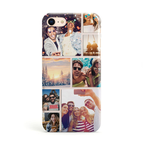 Photo Collage iPhone Case