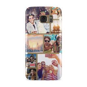 Photo Collage Samsung Galaxy Case