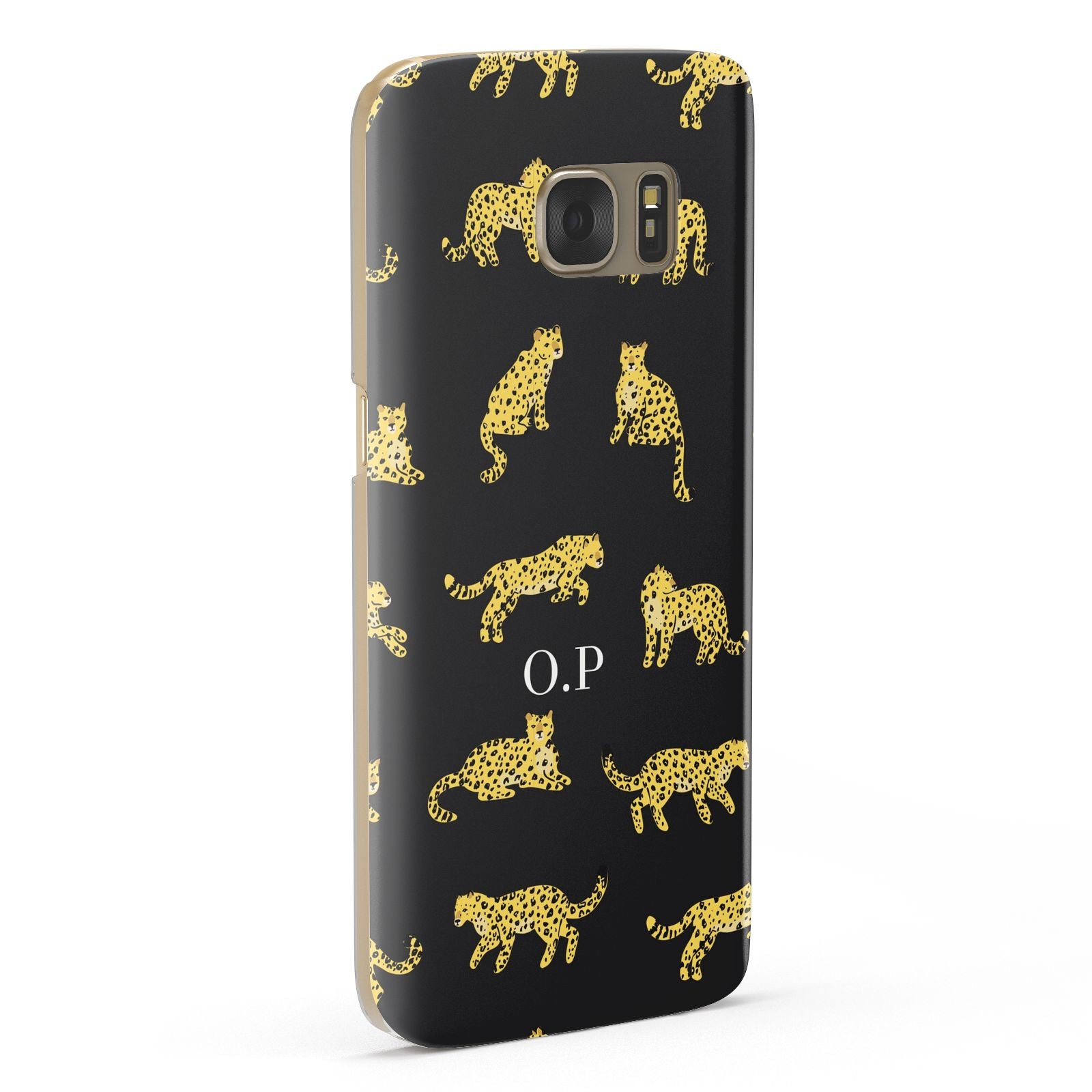 Prowling Leopard Samsung Galaxy Case Fourty Five Degrees