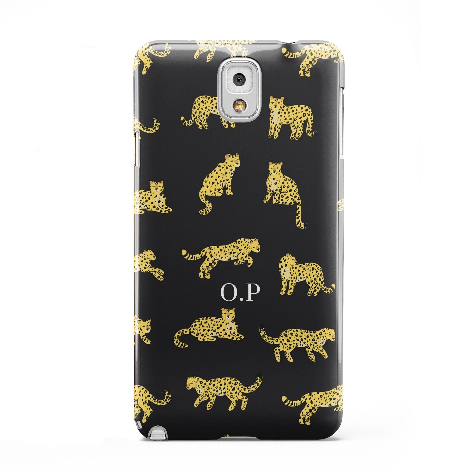 Prowling Leopard Samsung Galaxy Note 3 Case