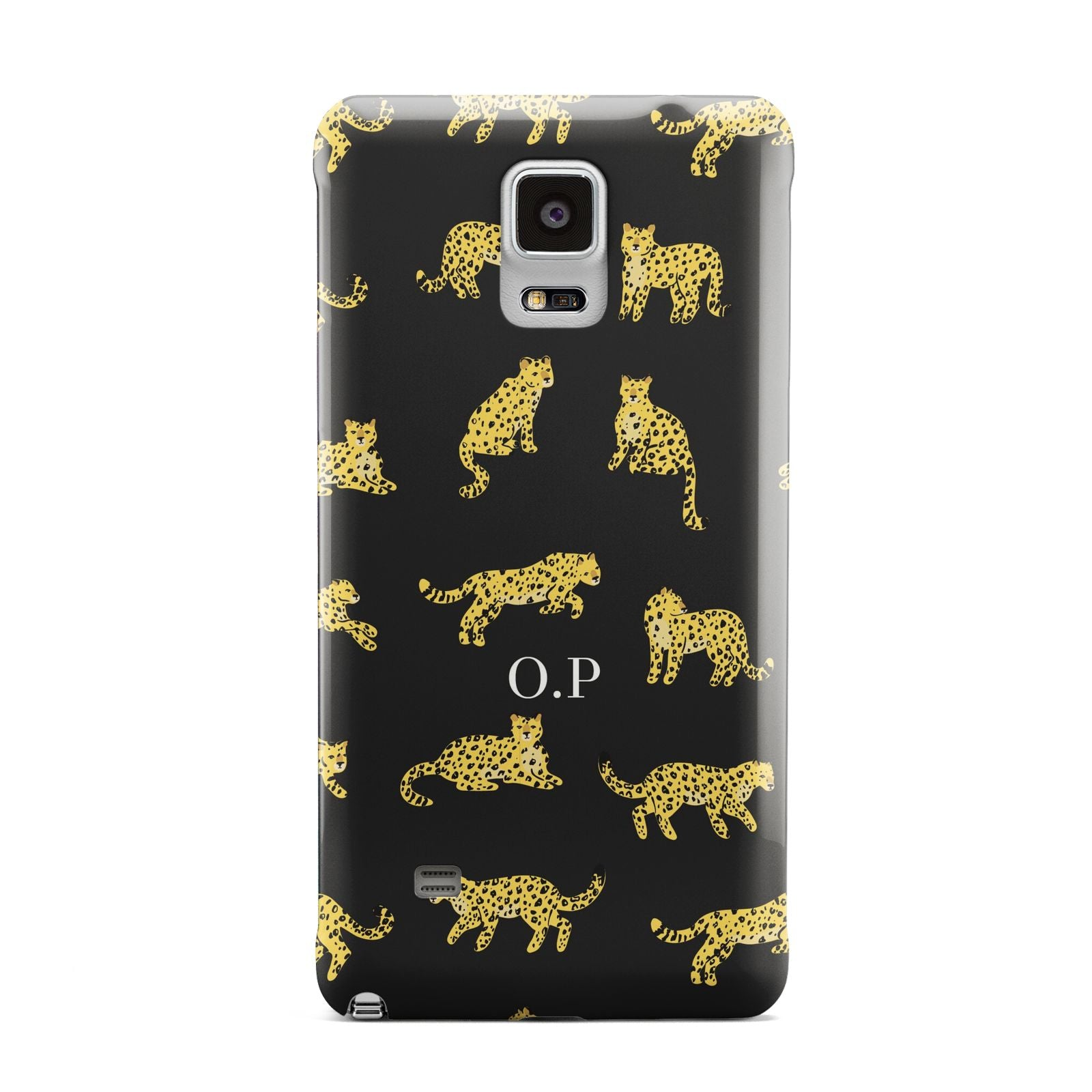Prowling Leopard Samsung Galaxy Note 4 Case