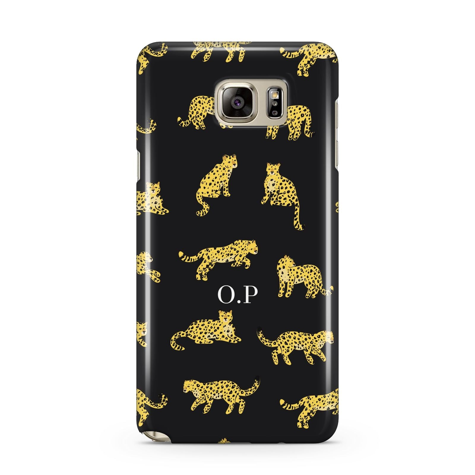 Prowling Leopard Samsung Galaxy Note 5 Case