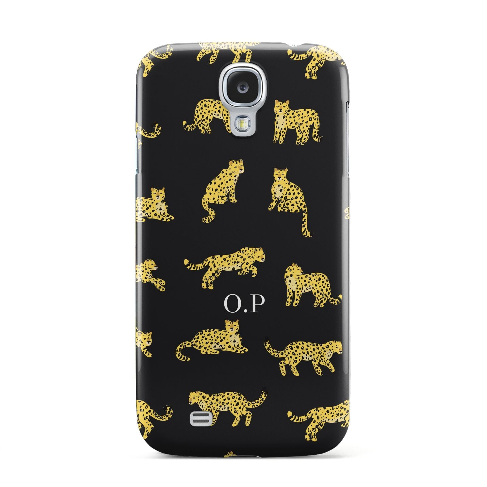 Prowling Leopard Samsung Galaxy S4 Case