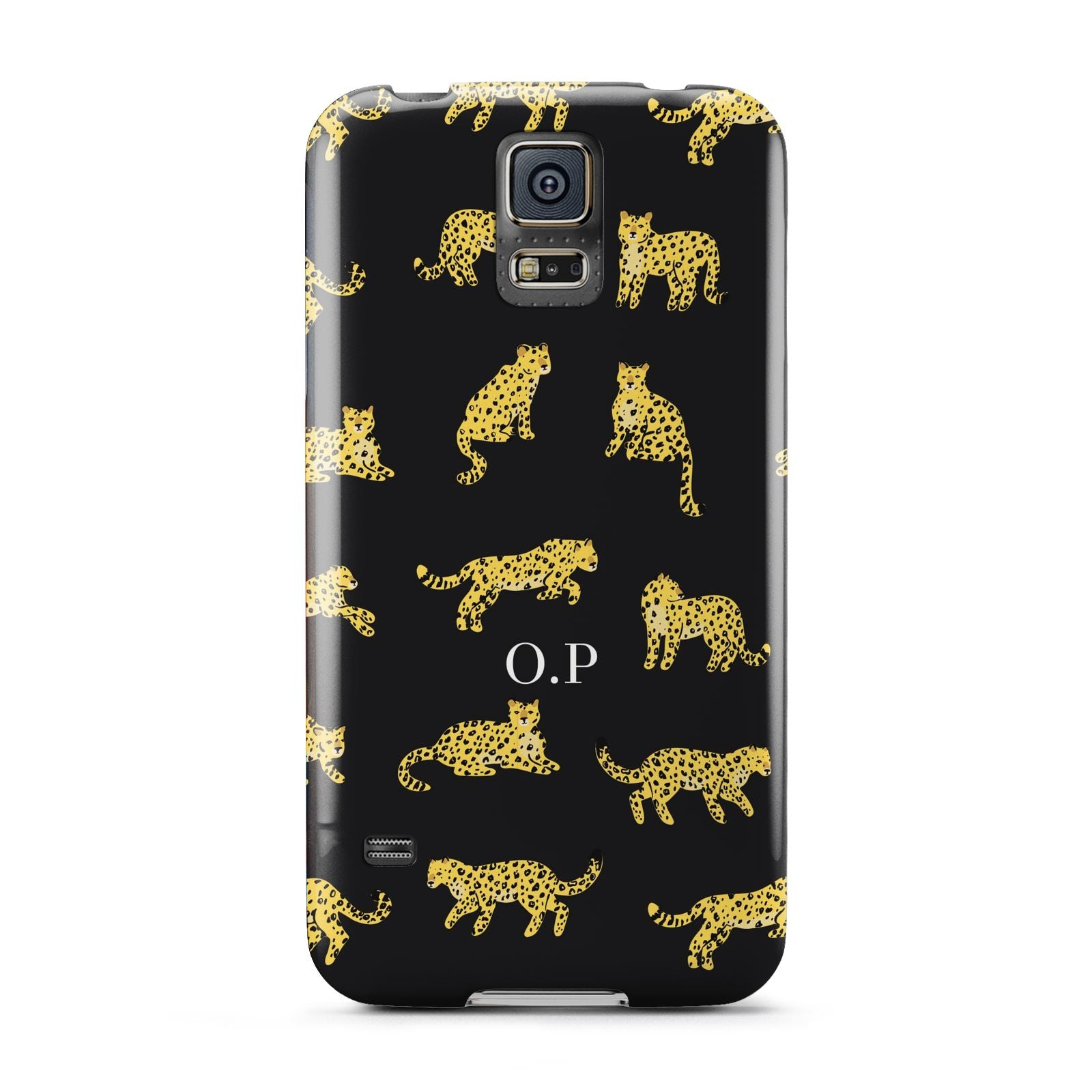 Prowling Leopard Samsung Galaxy S5 Case