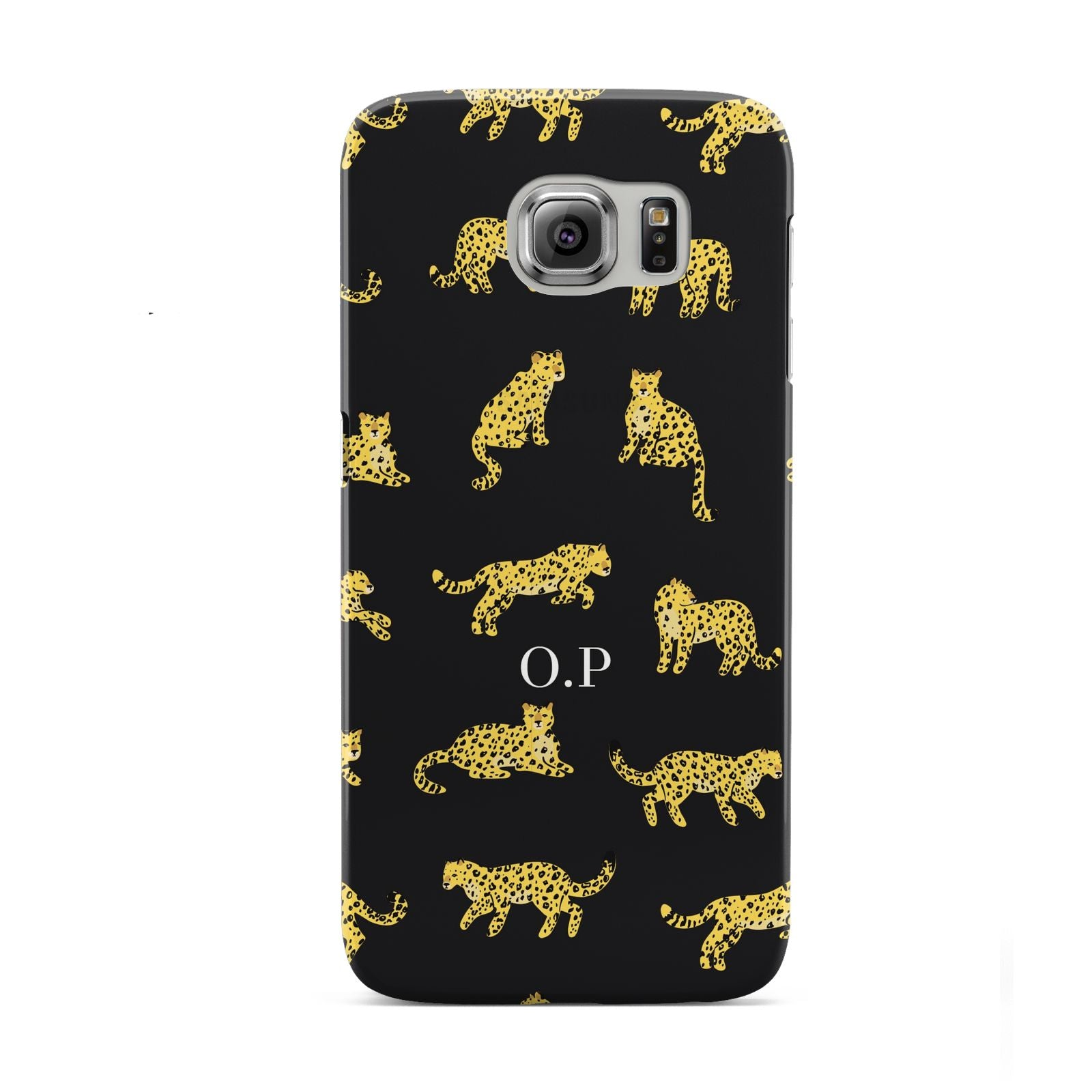 Prowling Leopard Samsung Galaxy S6 Case