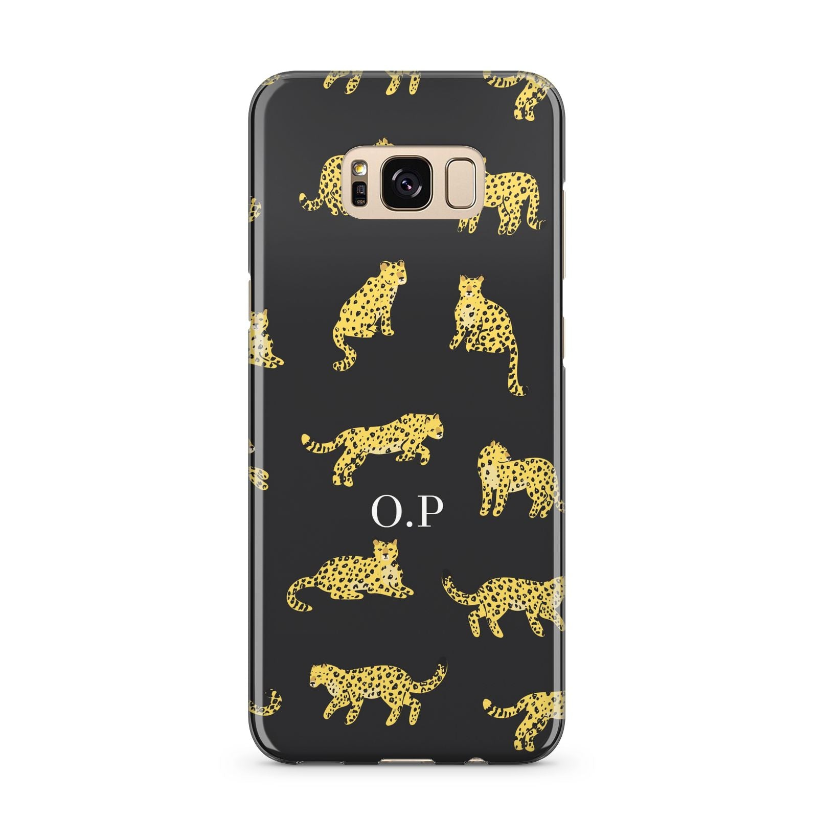 Prowling Leopard Samsung Galaxy S8 Plus Case