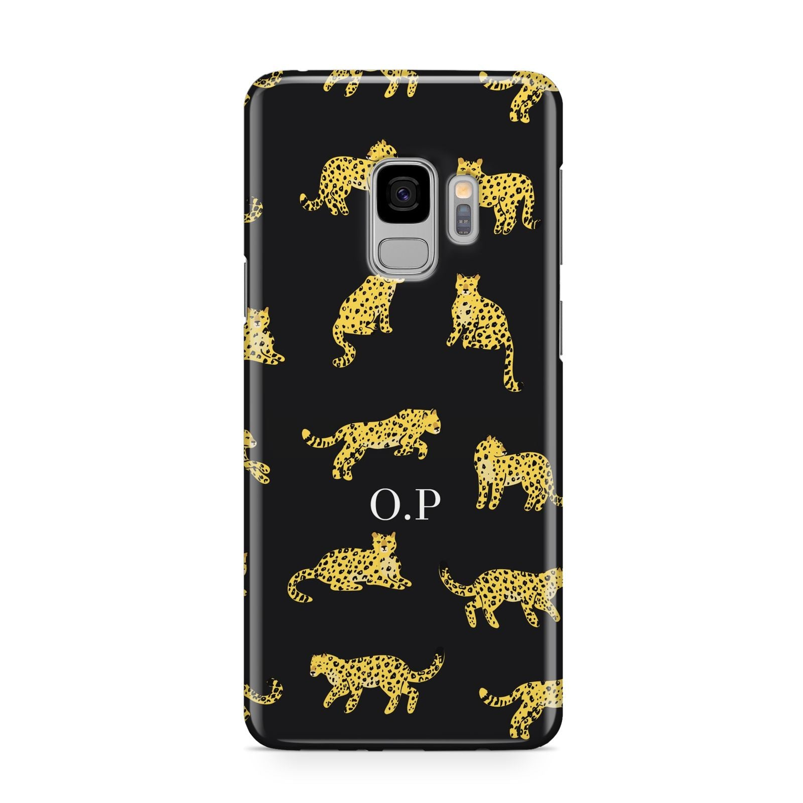 Prowling Leopard Samsung Galaxy S9 Case