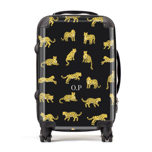 Prowling Leopard Suitcase