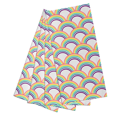 Rainbow Pattern Napkins