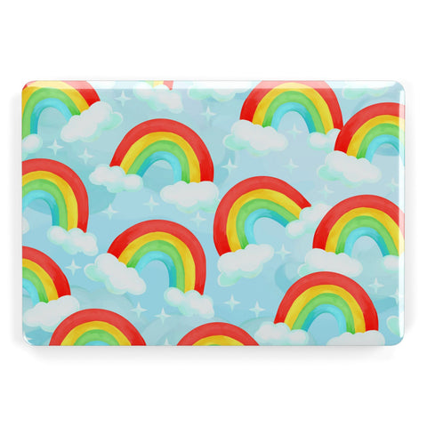 Rainbow Sky Macbook Case