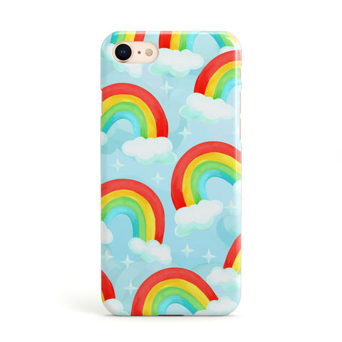 Rainbow Sky iPhone Case