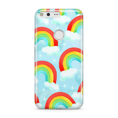Rainbow Sky Google Case