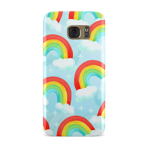 Rainbow Sky Samsung Galaxy Case