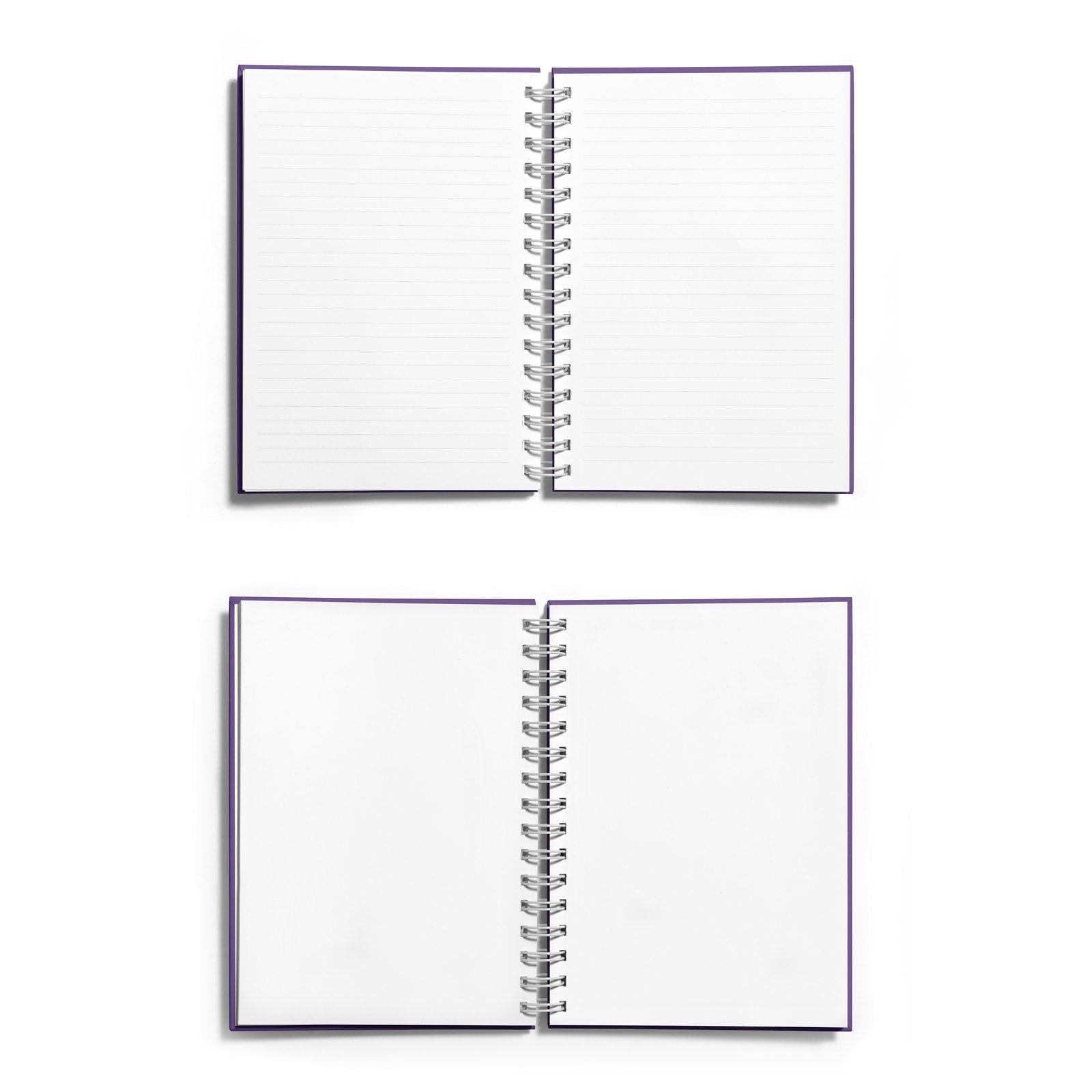 Personalised Silver Foil A Star is Born Notebook Choice of Paper