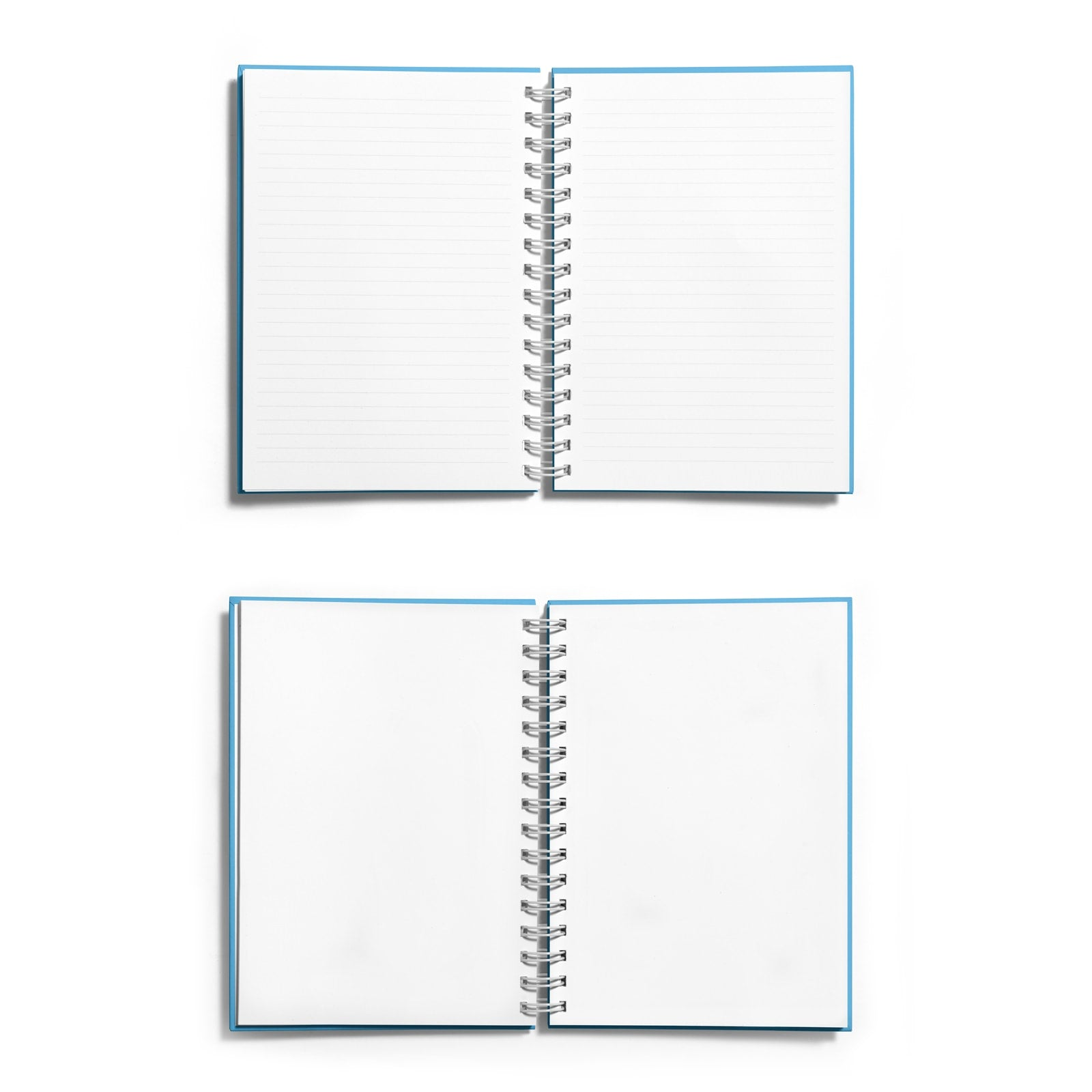 Personalised Silver Foil Vacay Notebook Choice of paper