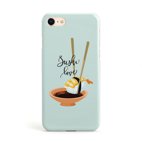 Sushi Love Apple iPhone Case