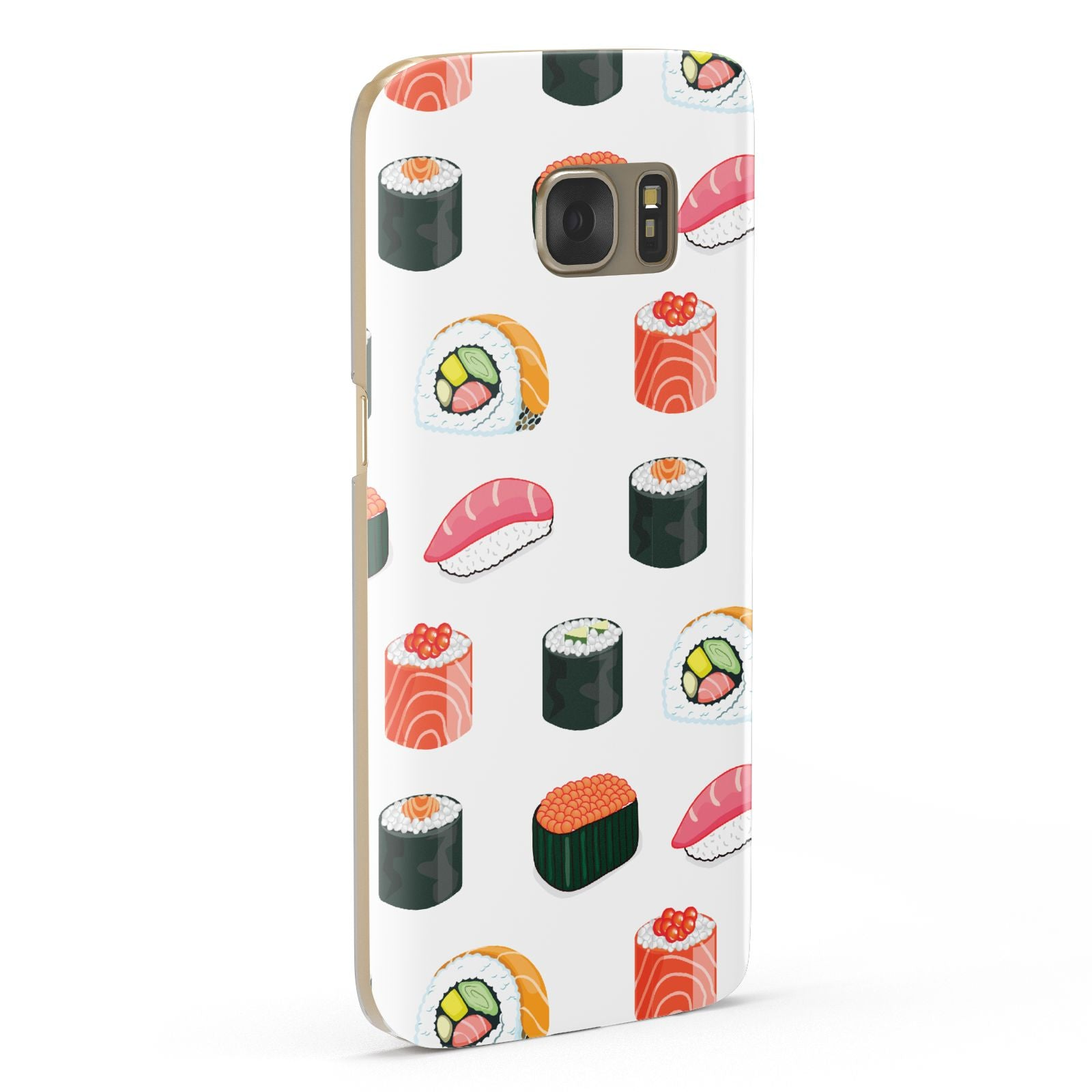Sushi Pattern 1 Samsung Galaxy Case Fourty Five Degrees
