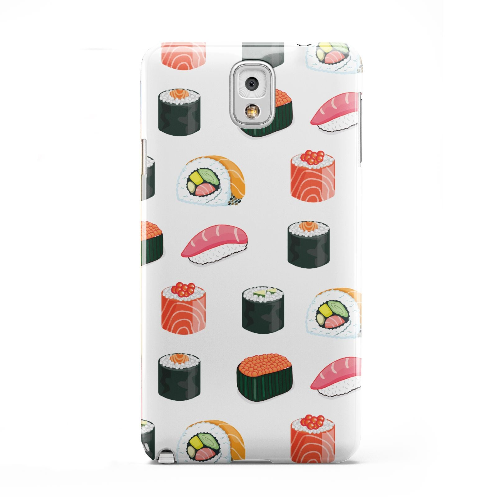 Sushi Pattern 1 Samsung Galaxy Note 3 Case