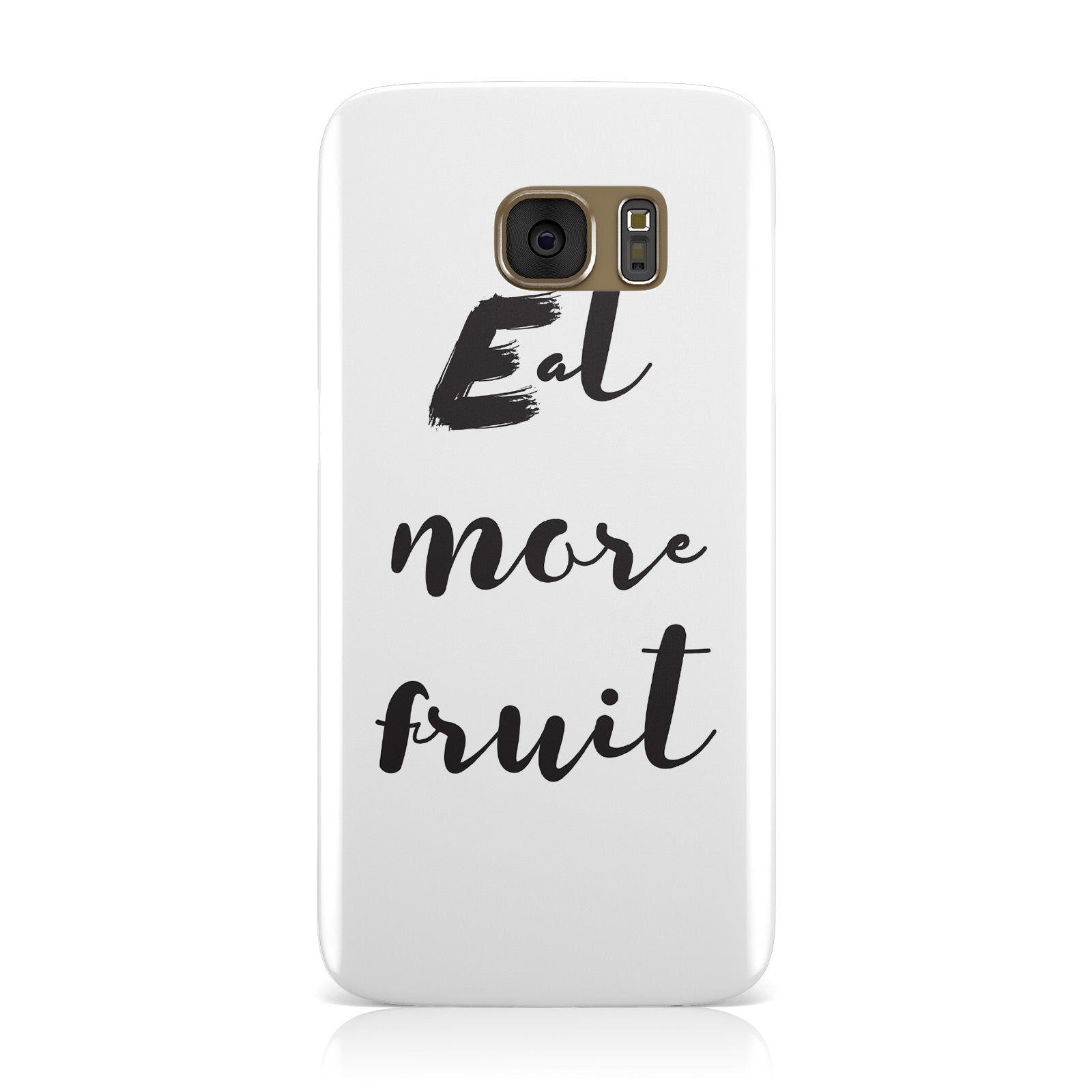 Eat More Fruit Samsung Galaxy Case