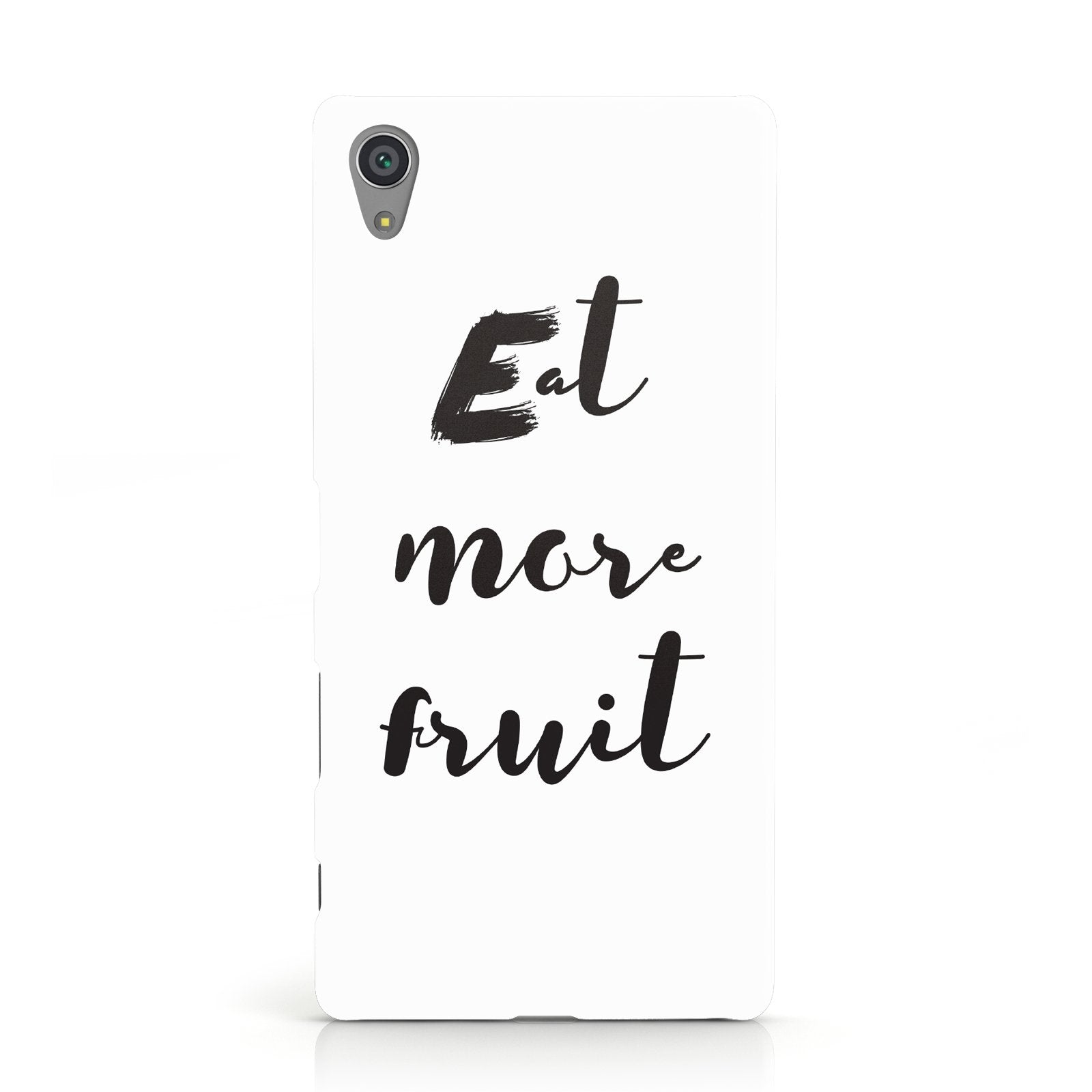 Eat More Fruit Sony Xperia Case