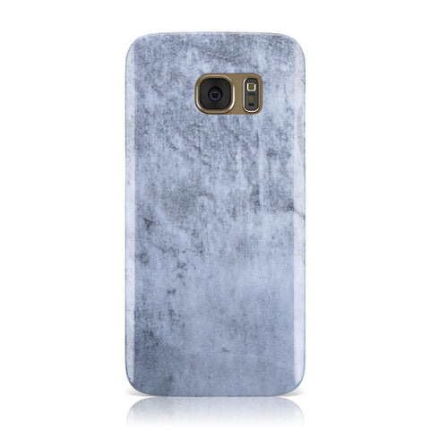 Faux Marble Dark Grey Samsung Galaxy Case