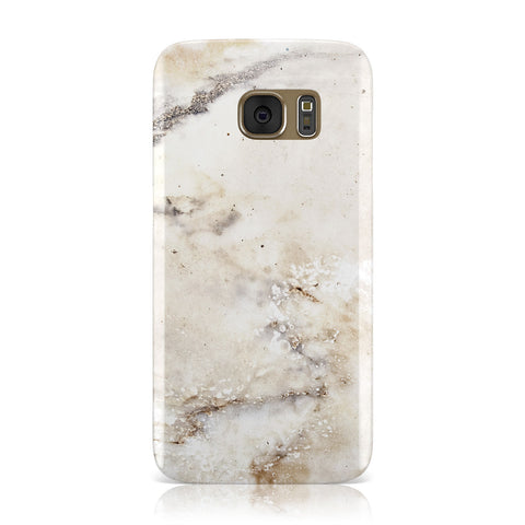 Faux Marble Effect Print Samsung Galaxy Case