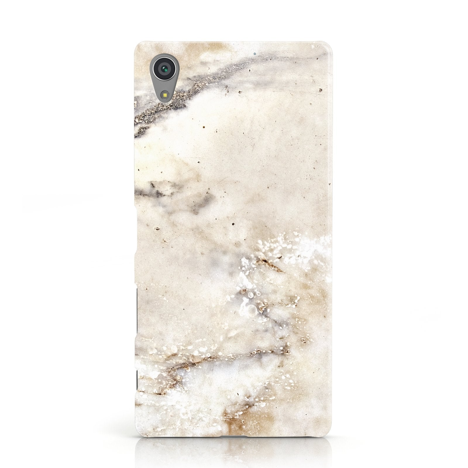 Faux Marble Effect Print Sony Xperia Case