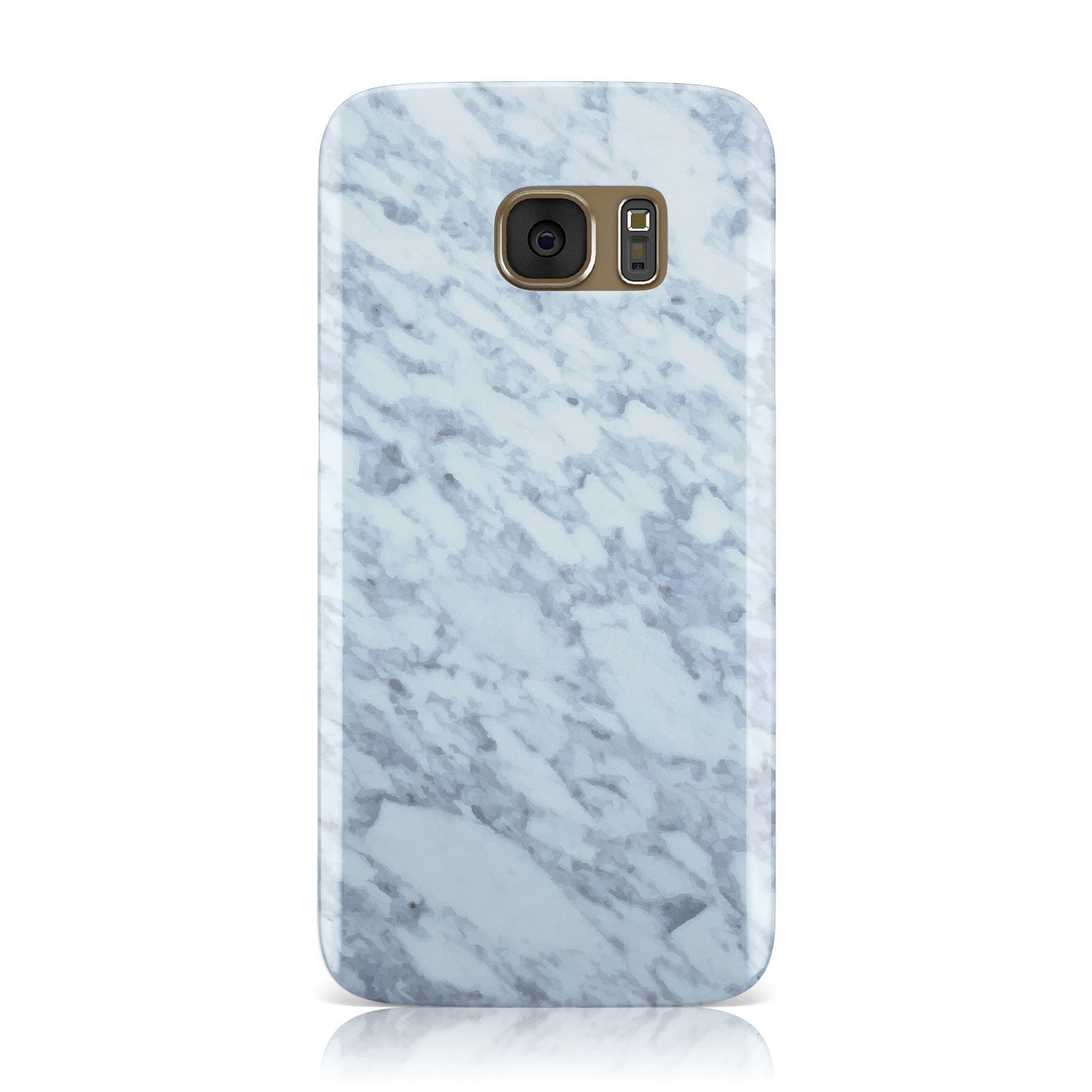 Faux Marble Grey 2 Samsung Galaxy Case