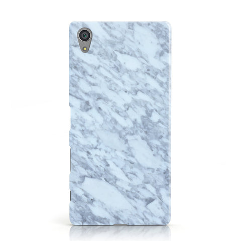 Faux Marble Grey 2 Sony Xperia Case